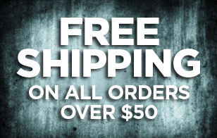 Free shipping on AiReal Apparel US orders over $50
